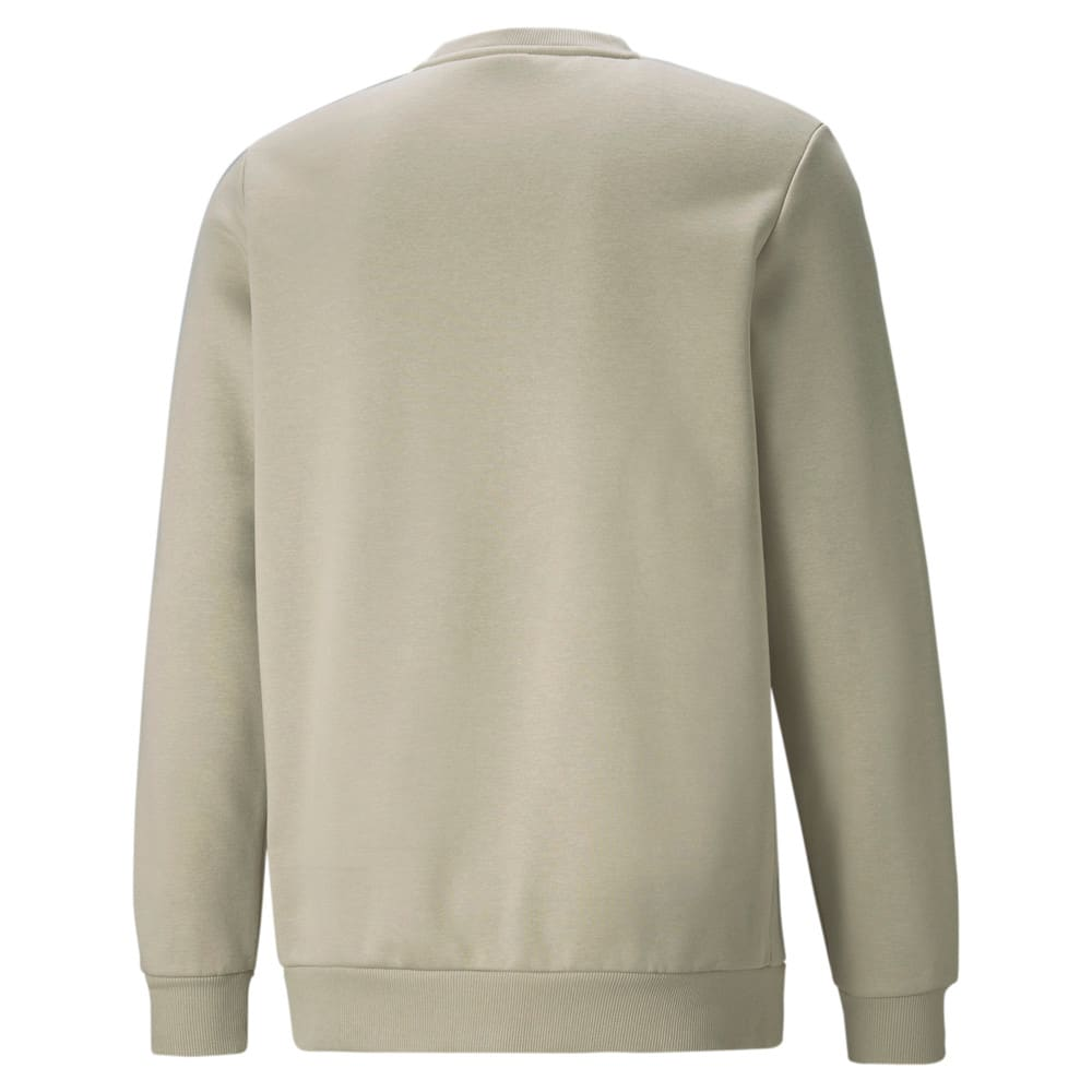 Изображение Puma Толстовка Essentials Big Logo Crew Neck Men's Sweater #2