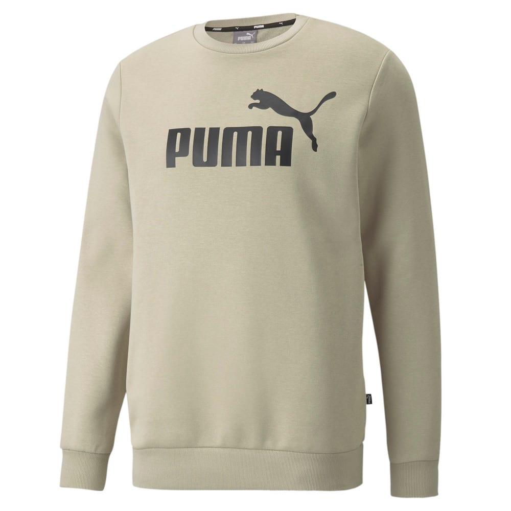 Изображение Puma Толстовка Essentials Big Logo Crew Neck Men's Sweater #1