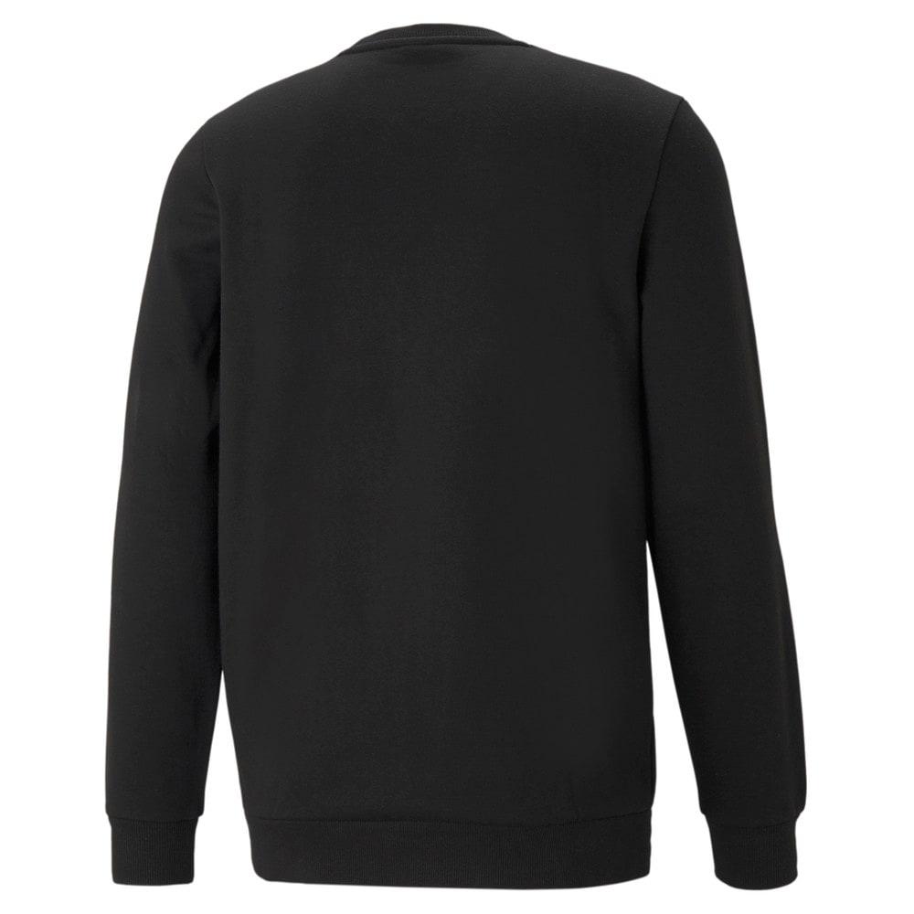 Изображение Puma Толстовка Essentials Small Logo Crew Neck Men's Sweatshirt #2