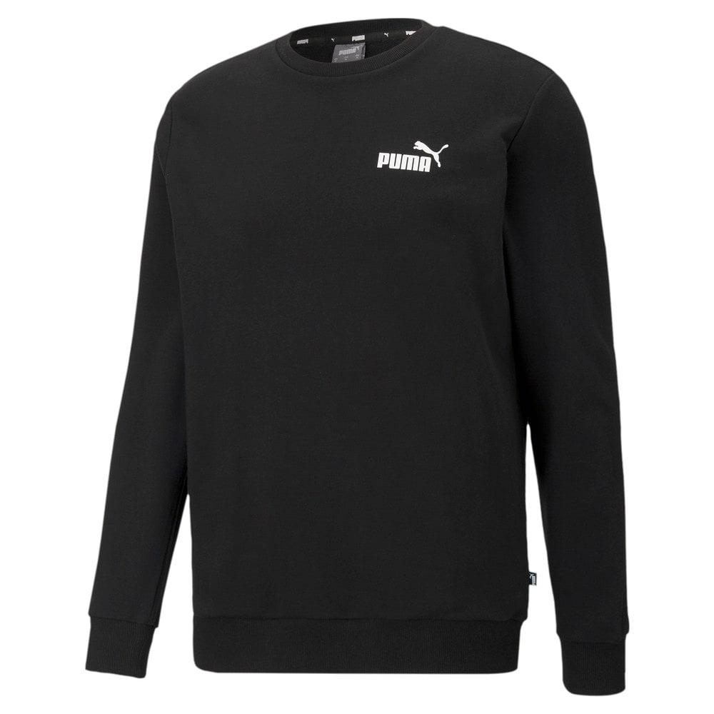 Изображение Puma Толстовка Essentials Small Logo Men's Sweatshirt #1