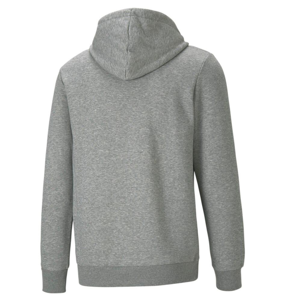 Изображение Puma Толстовка Essentials Big Logo Men's Hoodie #2: Medium Gray Heather