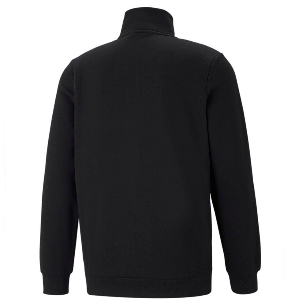 Зображення Puma Олімпійка Essentials Men's Track Jacket #2: Puma Black