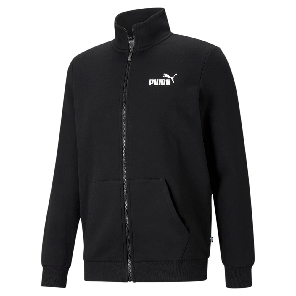 Изображение Puma Олимпийка Essentials Men's Track Jacket #1