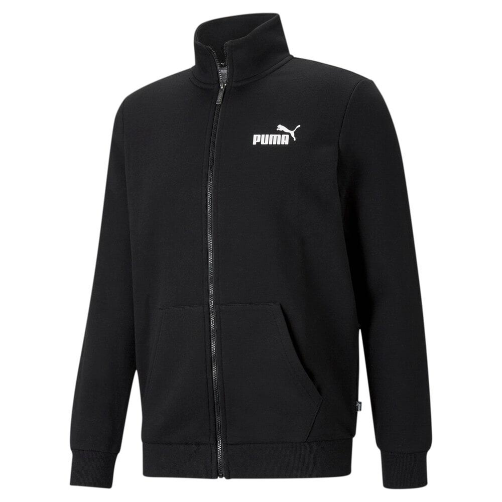 Зображення Puma Олімпійка Essentials Men's Track Jacket #1: Puma Black