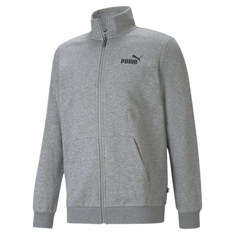 Зображення Puma Олімпійка Essentials Men's Track Jacket #1: Medium Gray Heather
