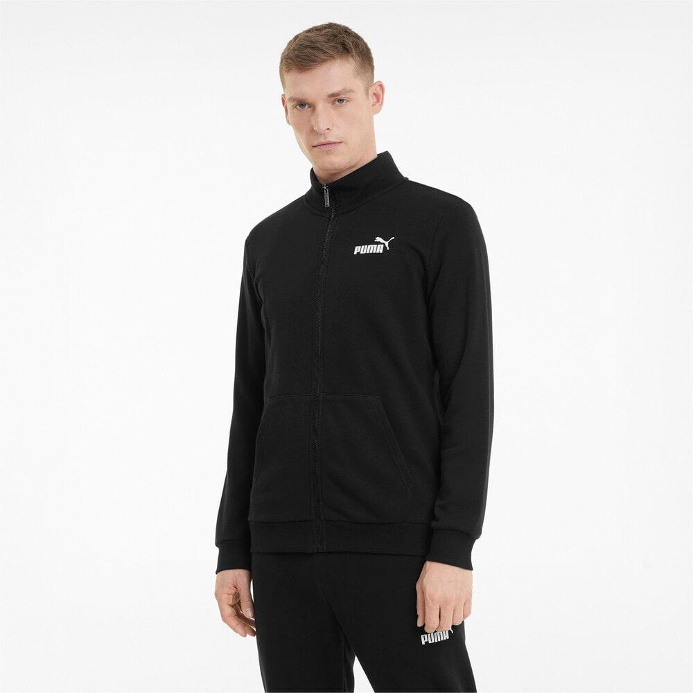Зображення Puma Олімпійка Essentials Men's Track Jacket #1