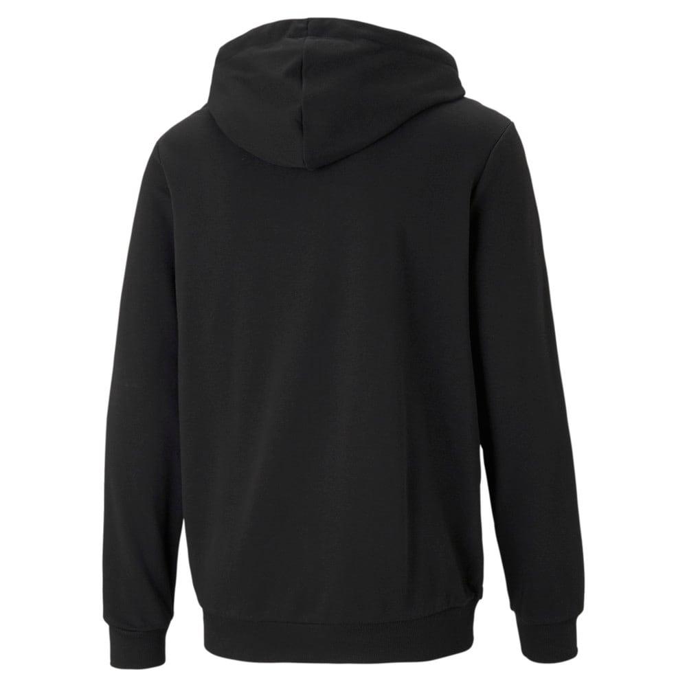 Изображение Puma Толстовка Essentials Small Logo Full-Zip Men's Hoodie #2