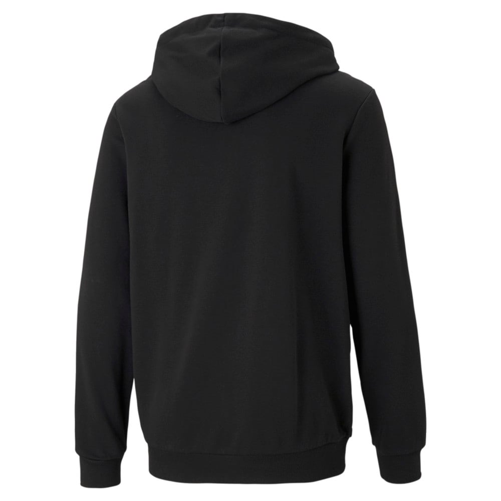 Изображение Puma Толстовка Essentials Small Logo Full-Zip Men's Hoodie #2
