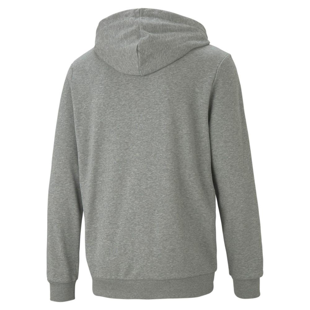 Зображення Puma Толстовка Essentials Small Logo Full-Zip Men's Hoodie #2