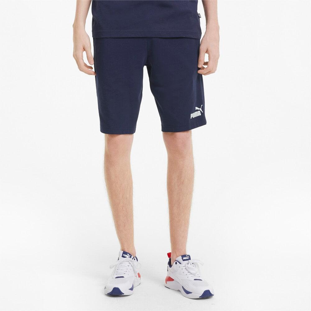 Imagen PUMA Shorts de jersey para hombre Essentials #1
