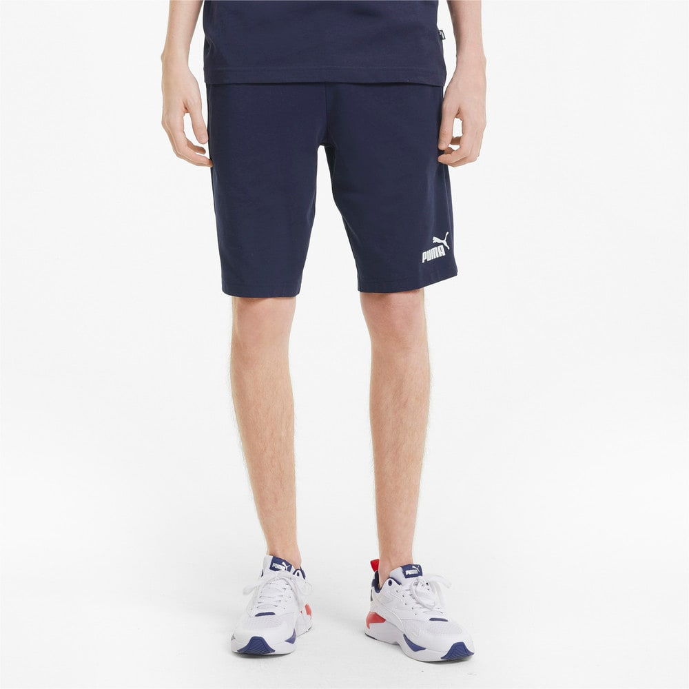 Изображение Puma Шорты Essentials Jersey Men's Shorts #1