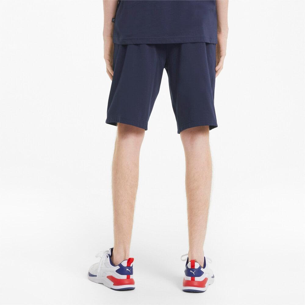 Imagen PUMA Shorts de jersey para hombre Essentials #2