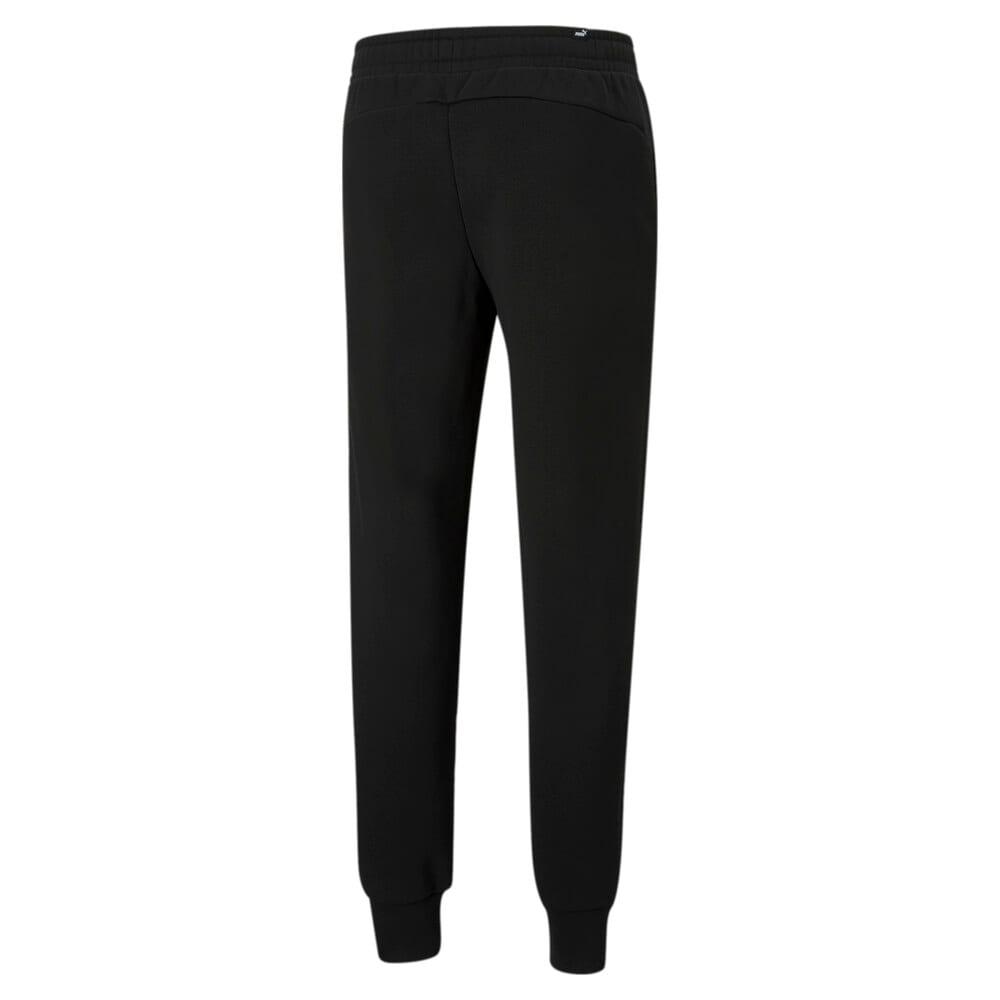 Зображення Puma Штани Essentials Logo Men's Sweatpants #2: Puma Black