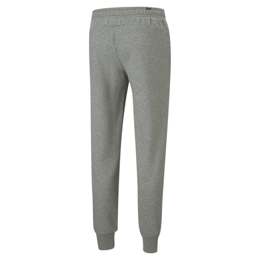 Зображення Puma Штани Essentials Logo Men's Sweatpants #2: Medium Gray Heather