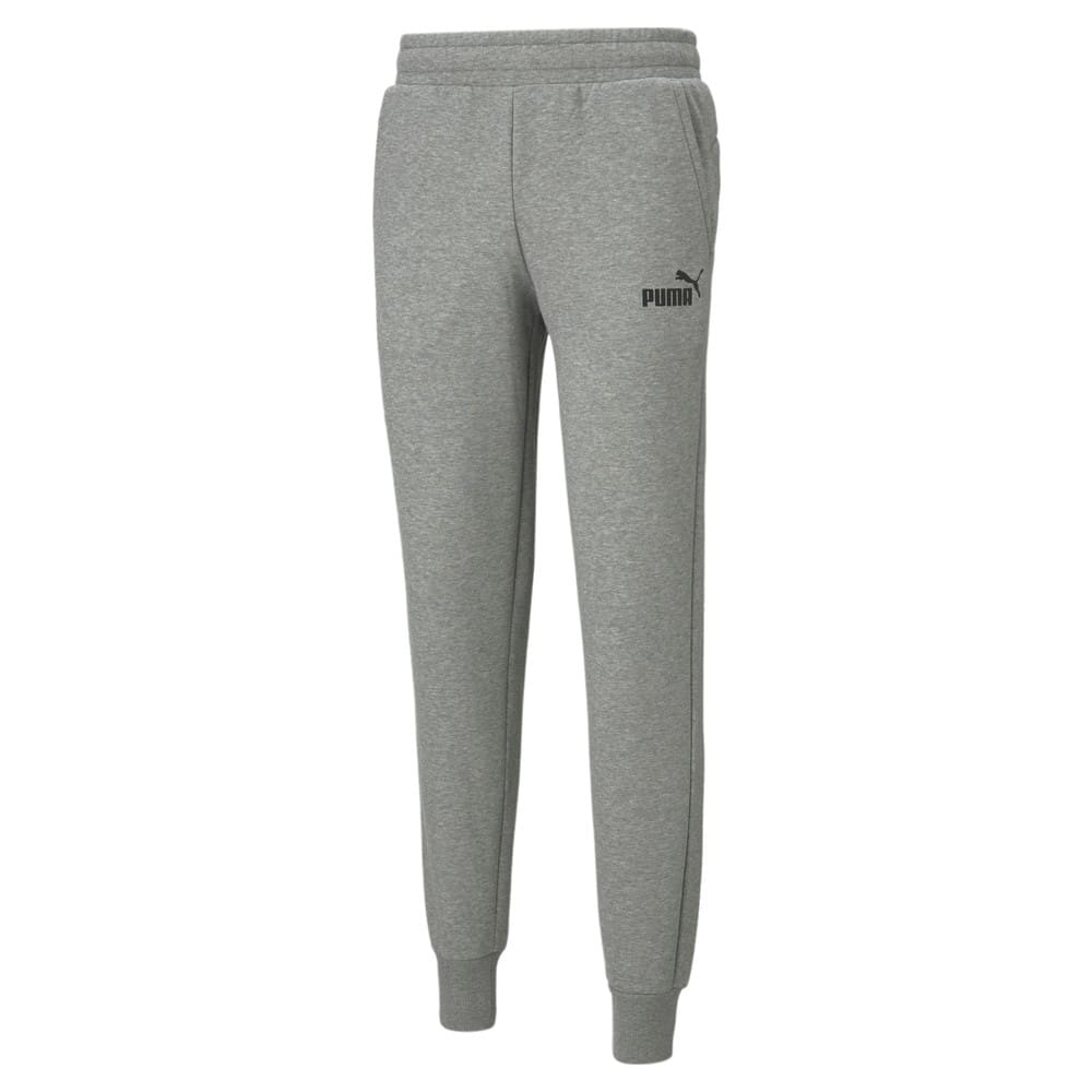 Зображення Puma Штани Essentials Logo Men's Sweatpants #1: Medium Gray Heather