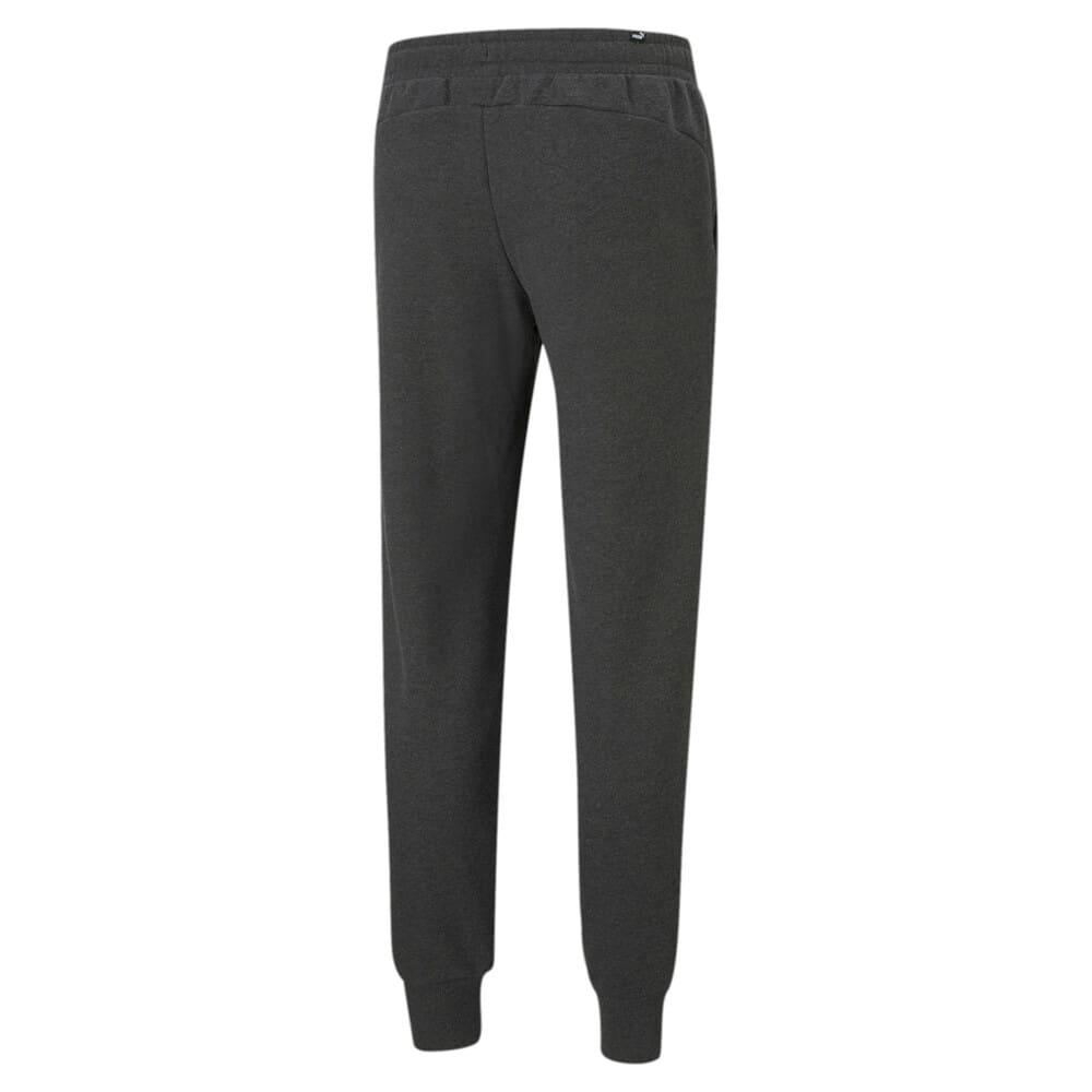 Imagen PUMA Pantalones deportivos para hombre Essentials Logo #2