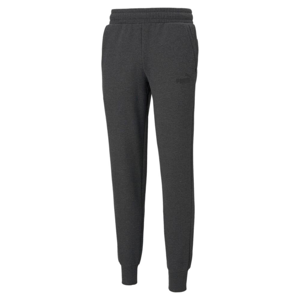 Imagen PUMA Pantalones deportivos para hombre Essentials Logo #1