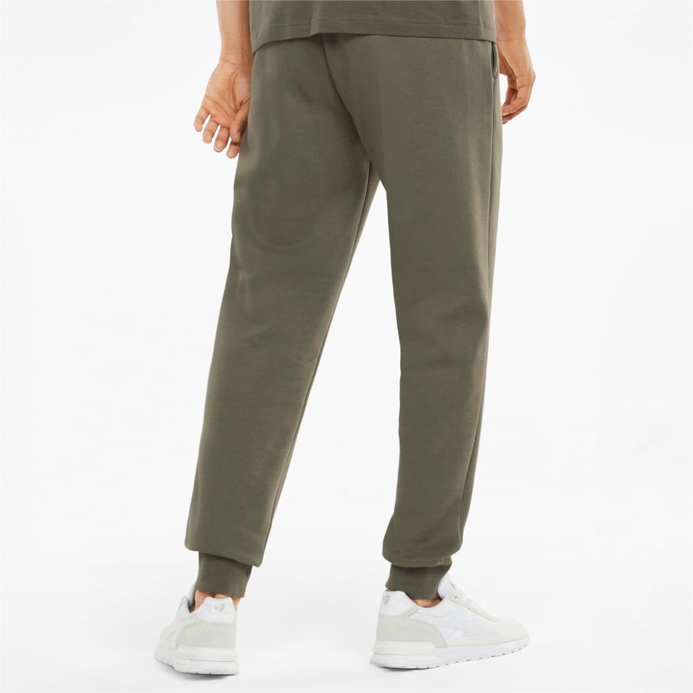 Зображення Puma Штани Essentials Logo Men's Sweatpants #2: Grape Leaf
