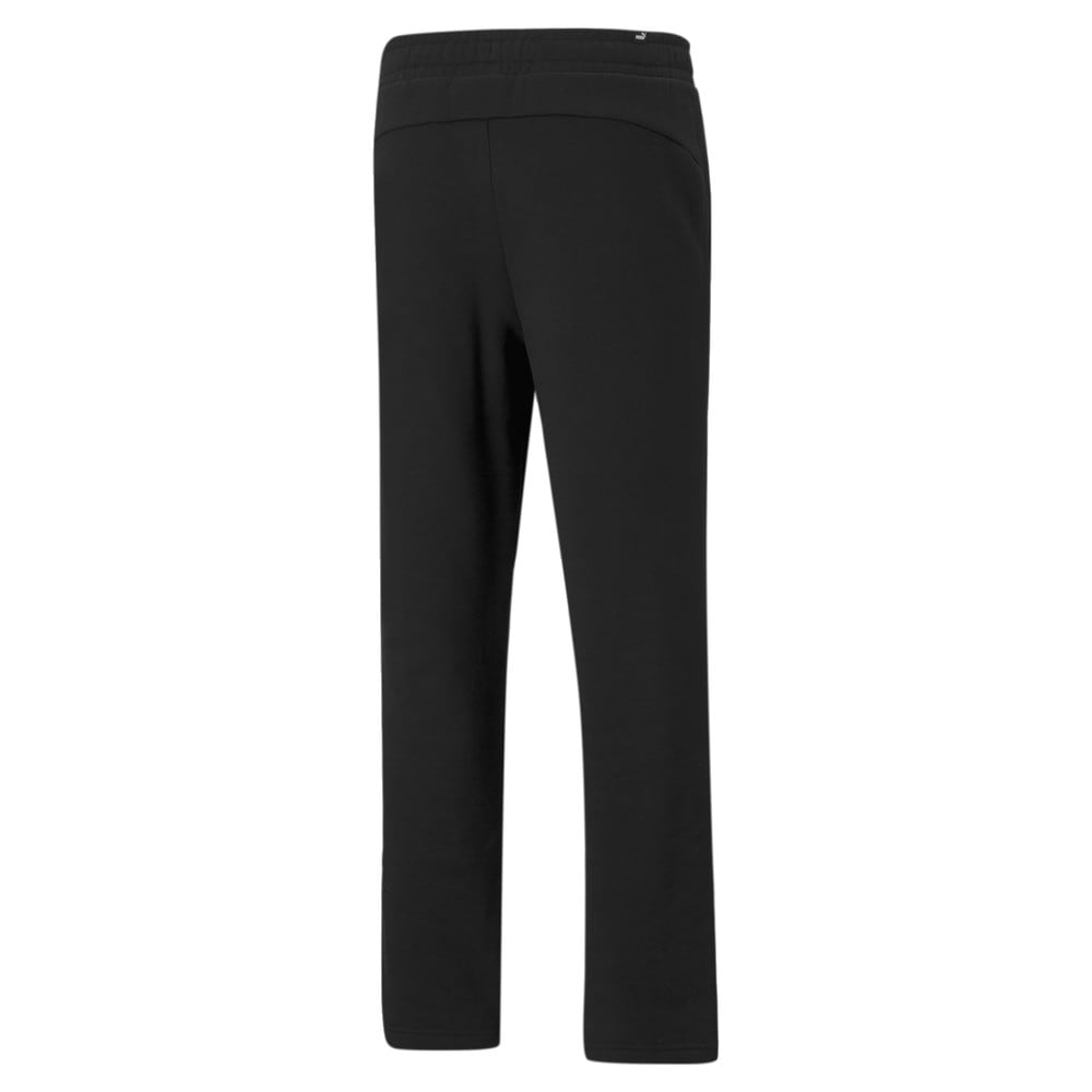 Зображення Puma Штани Essentials Logo Men's Pants #2: Puma Black