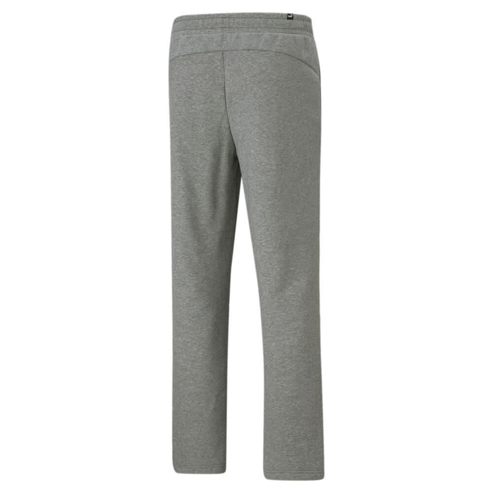 Изображение Puma Штаны Essentials Logo Men's Pants #2: Medium Gray Heather