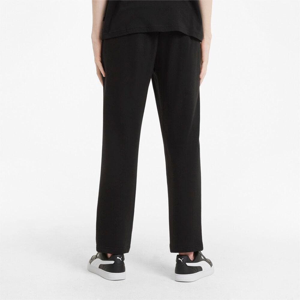 Изображение Puma Штаны Essentials Logo Men's Sweatpants #2: Puma Black