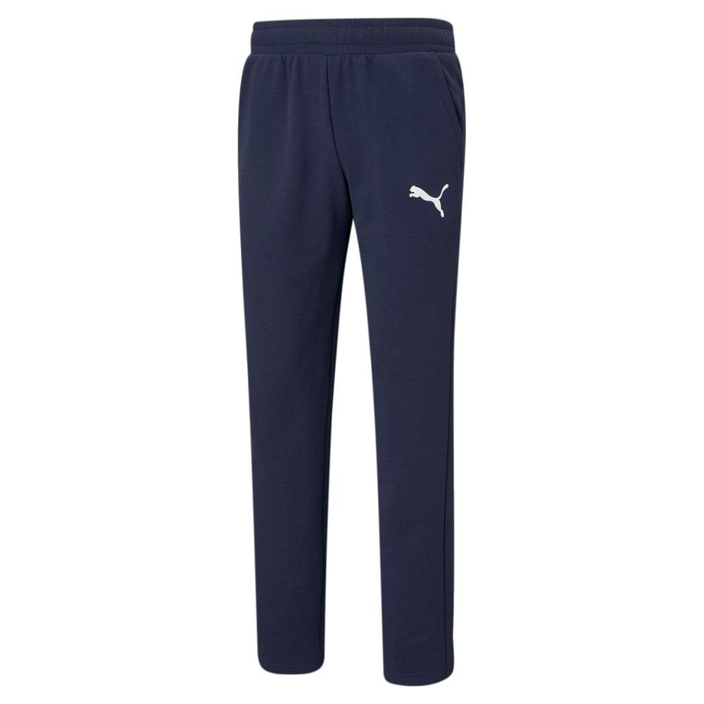 Зображення Puma Штани Essentials Logo Men's Sweatpants #1