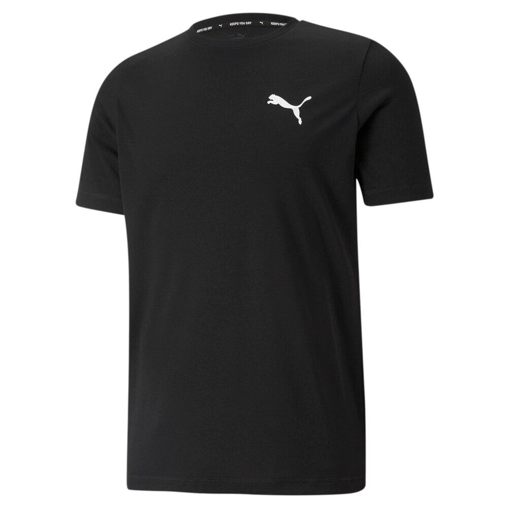 Görüntü Puma ACTIVE Küçük Logo Erkek T-shirt #1