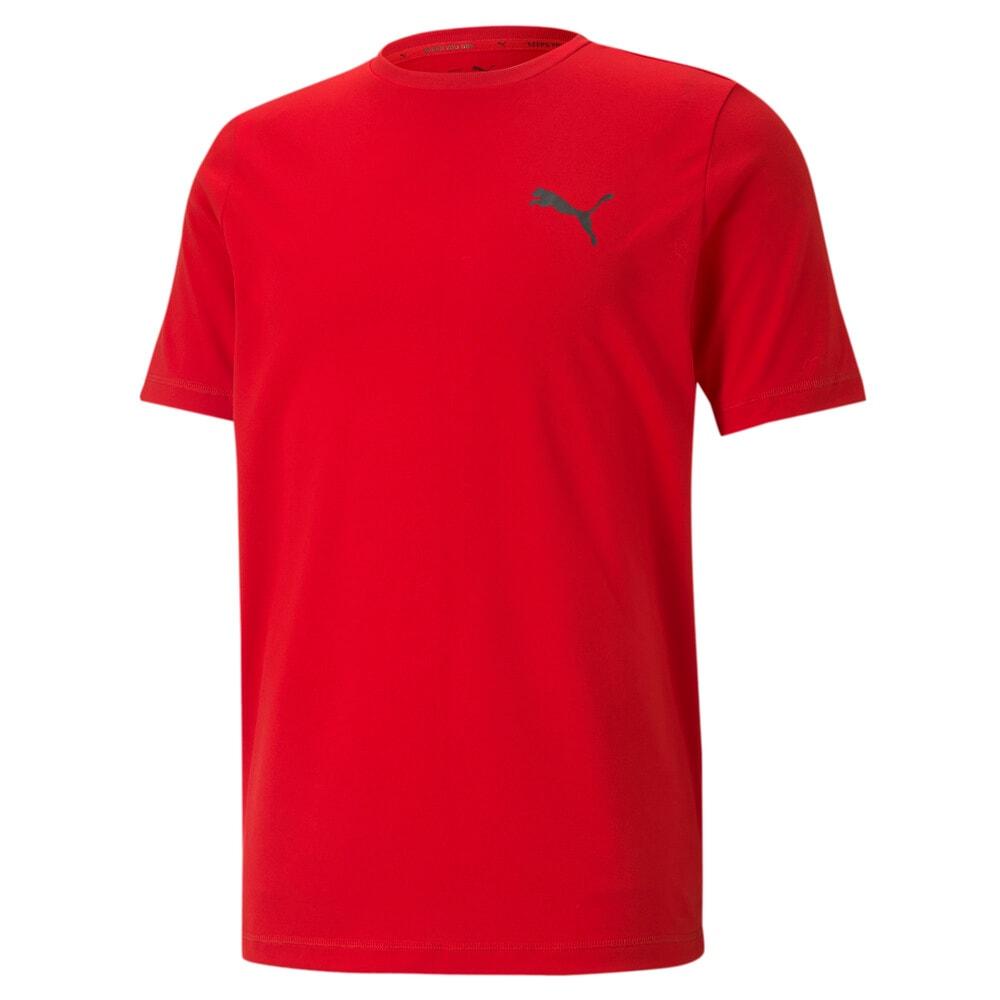 Görüntü Puma ACTIVE Small Logo Erkek T-shirt #1