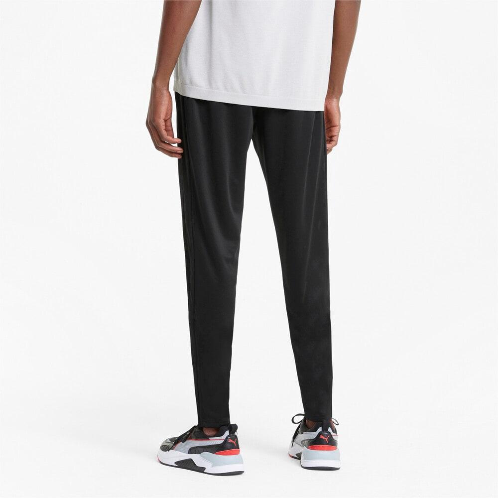 Изображение Puma Штаны Active Tricot Men's Sweatpants #2: Puma Black