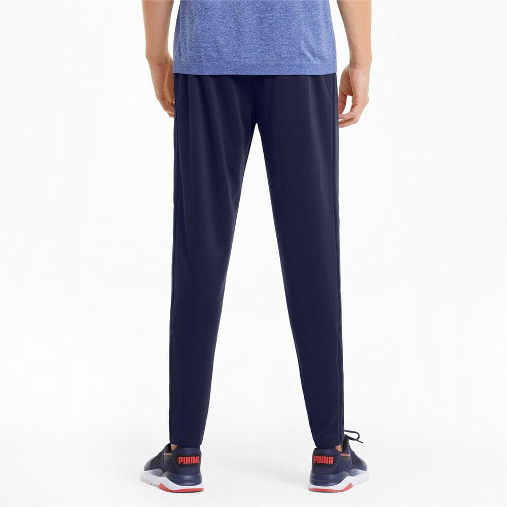 Зображення Puma Штани Active Tricot Men's Sweatpants #2: Peacoat