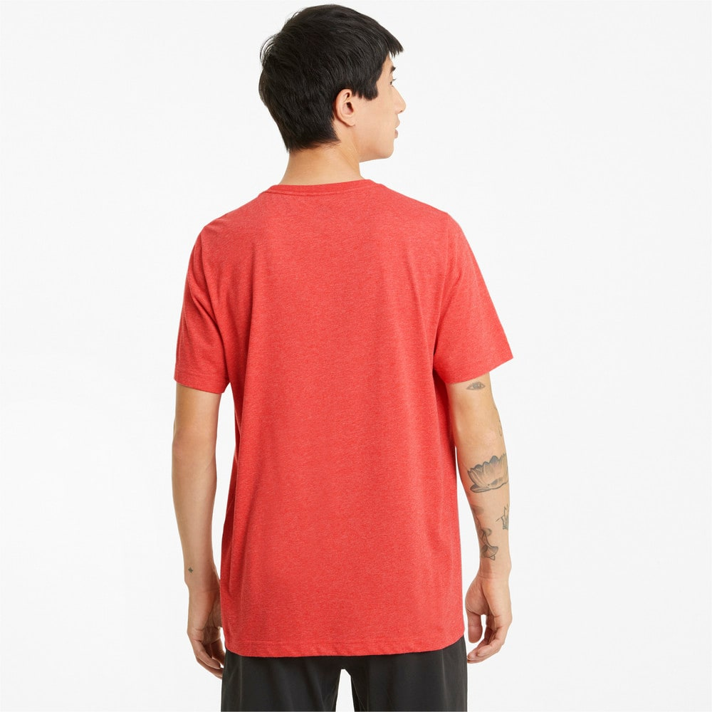 Зображення Puma Футболка Essentials Heather Men's Tee #2