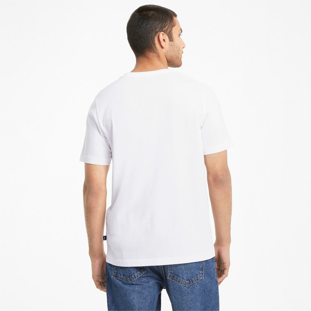 Изображение Puma Футболка Essentials V-Neck Men's Tee #1