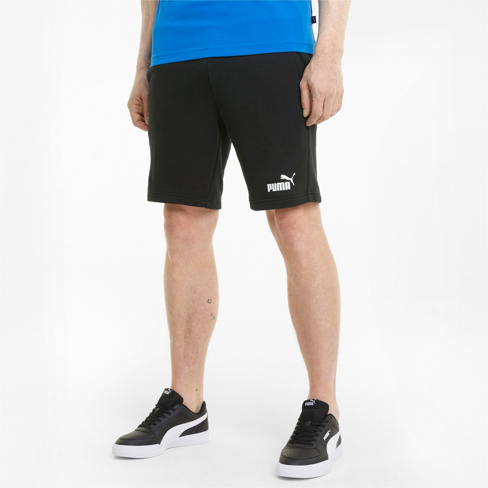 Изображение Puma Шорты Essentials Slim Men's Shorts #1