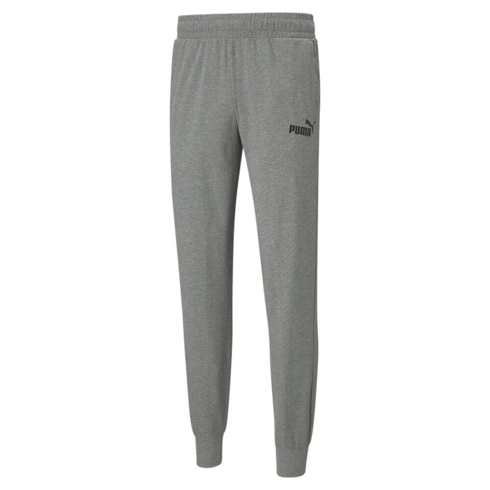 Изображение Puma Штаны Essentials Jersey Men's Sweatpants #1