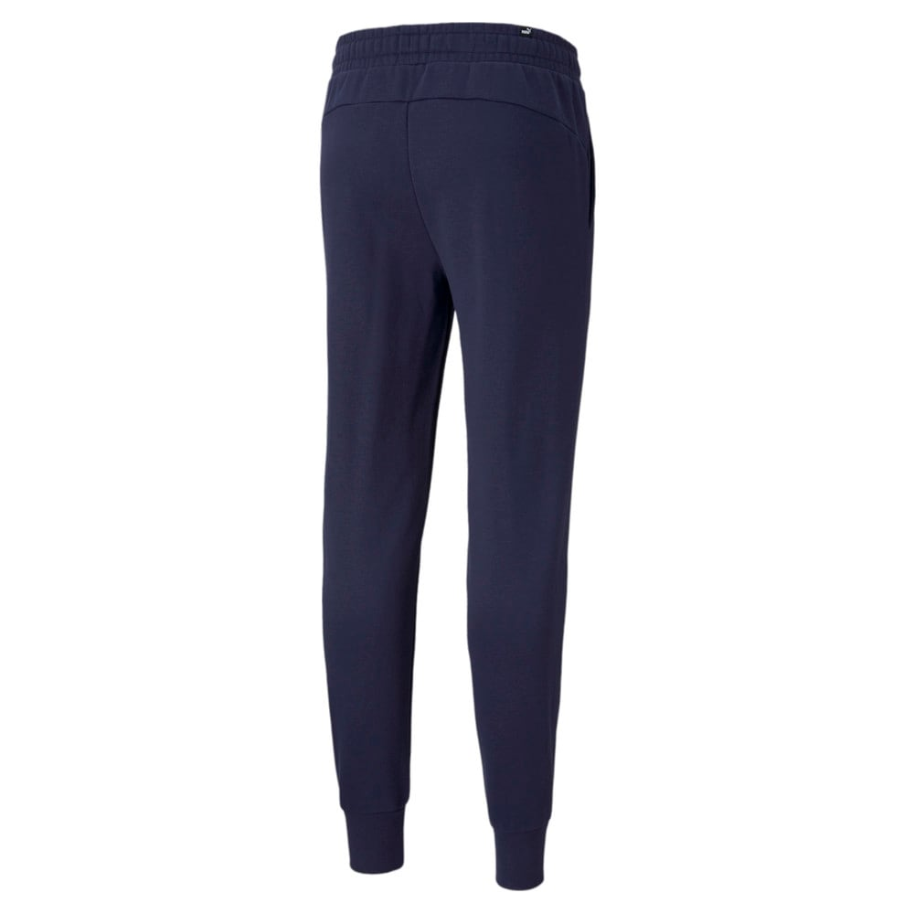 Imagen PUMA Pantalones deportivos semiajustados para hombre Essentials #2