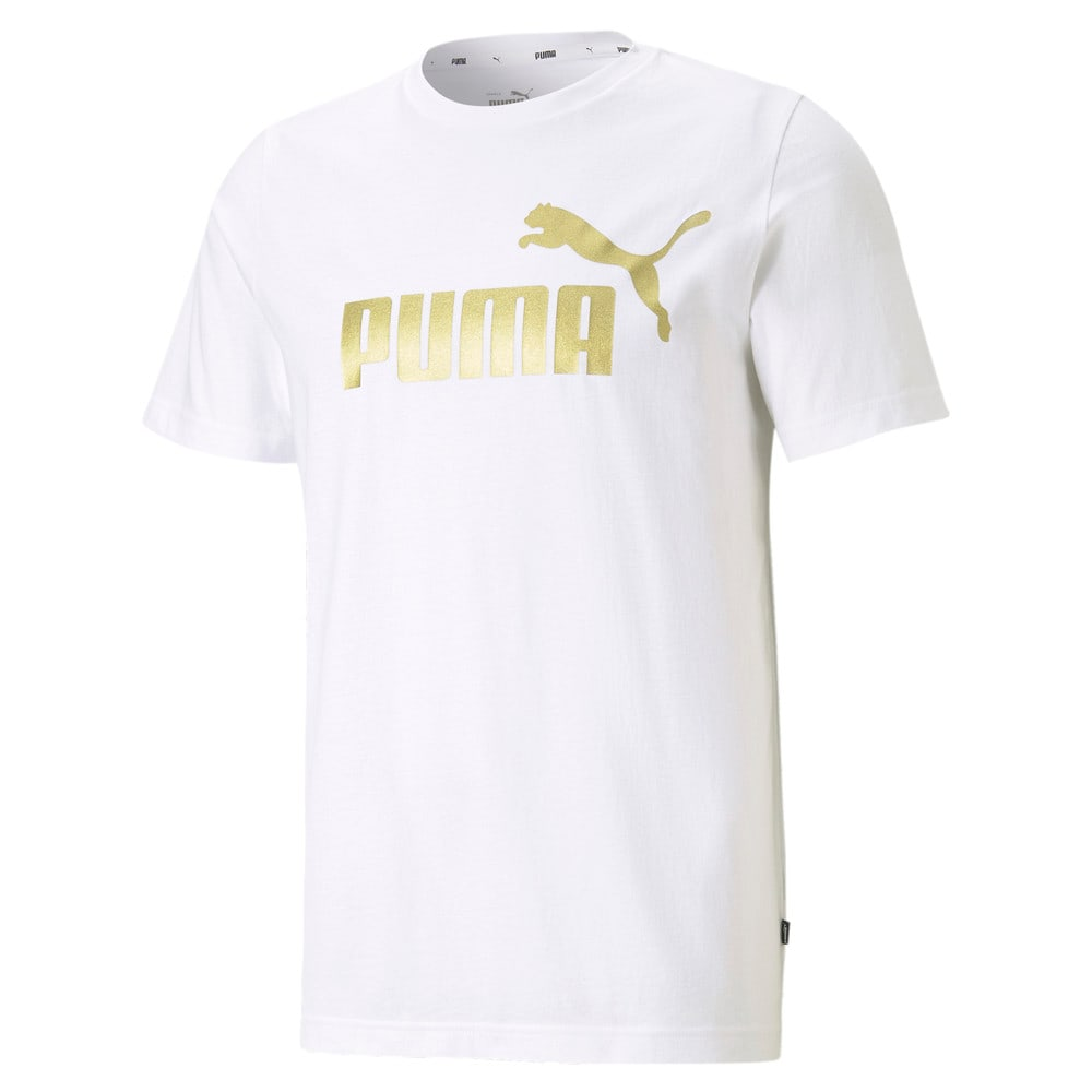Image PUMA Camiseta Essentials+ Logo Execution Masculina #1