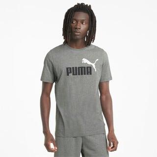Изображение Puma Футболка Essentials+ 2 Colour Logo Men's Tee