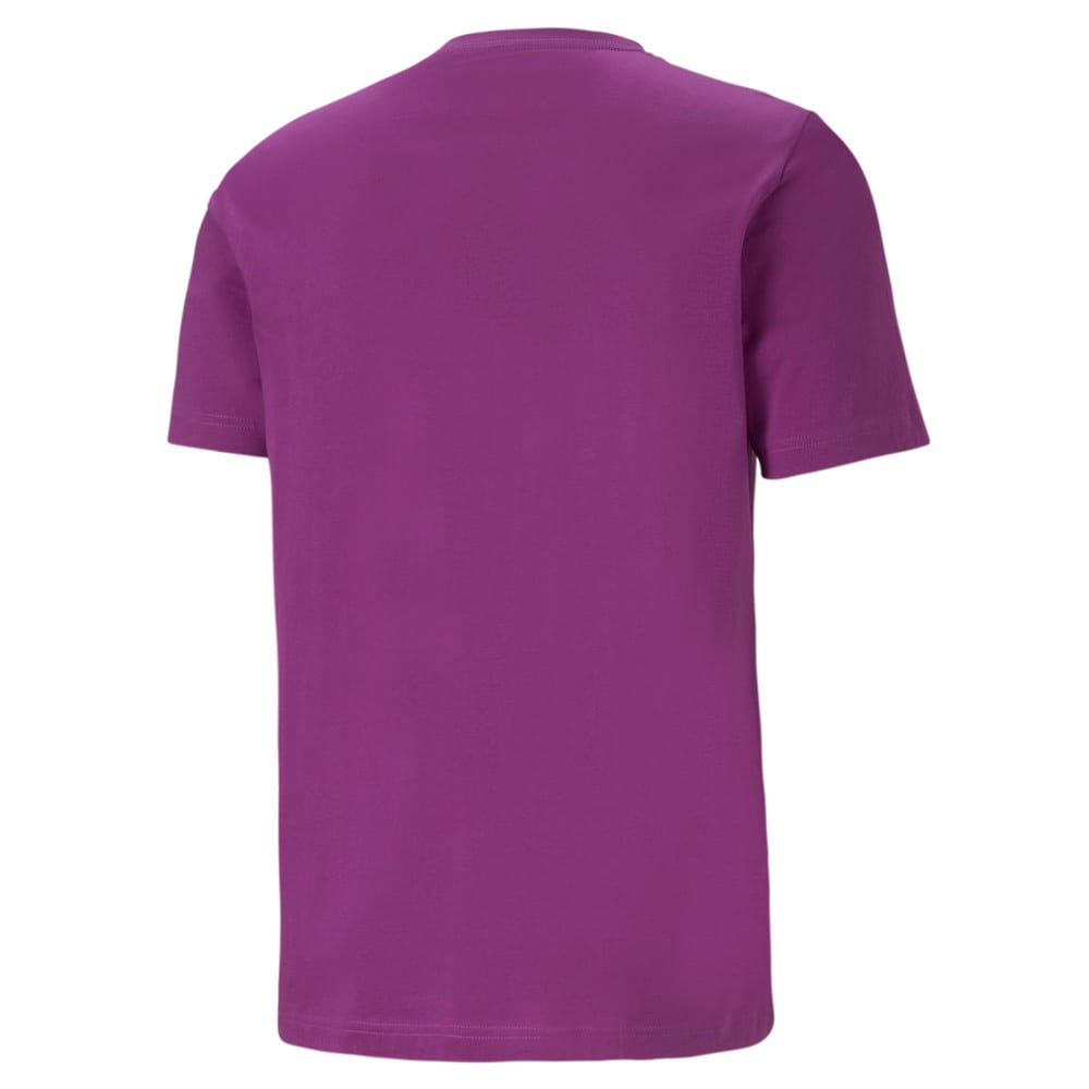 Изображение Puma Футболка Essentials+ 2 Colour Logo Men's Tee #2