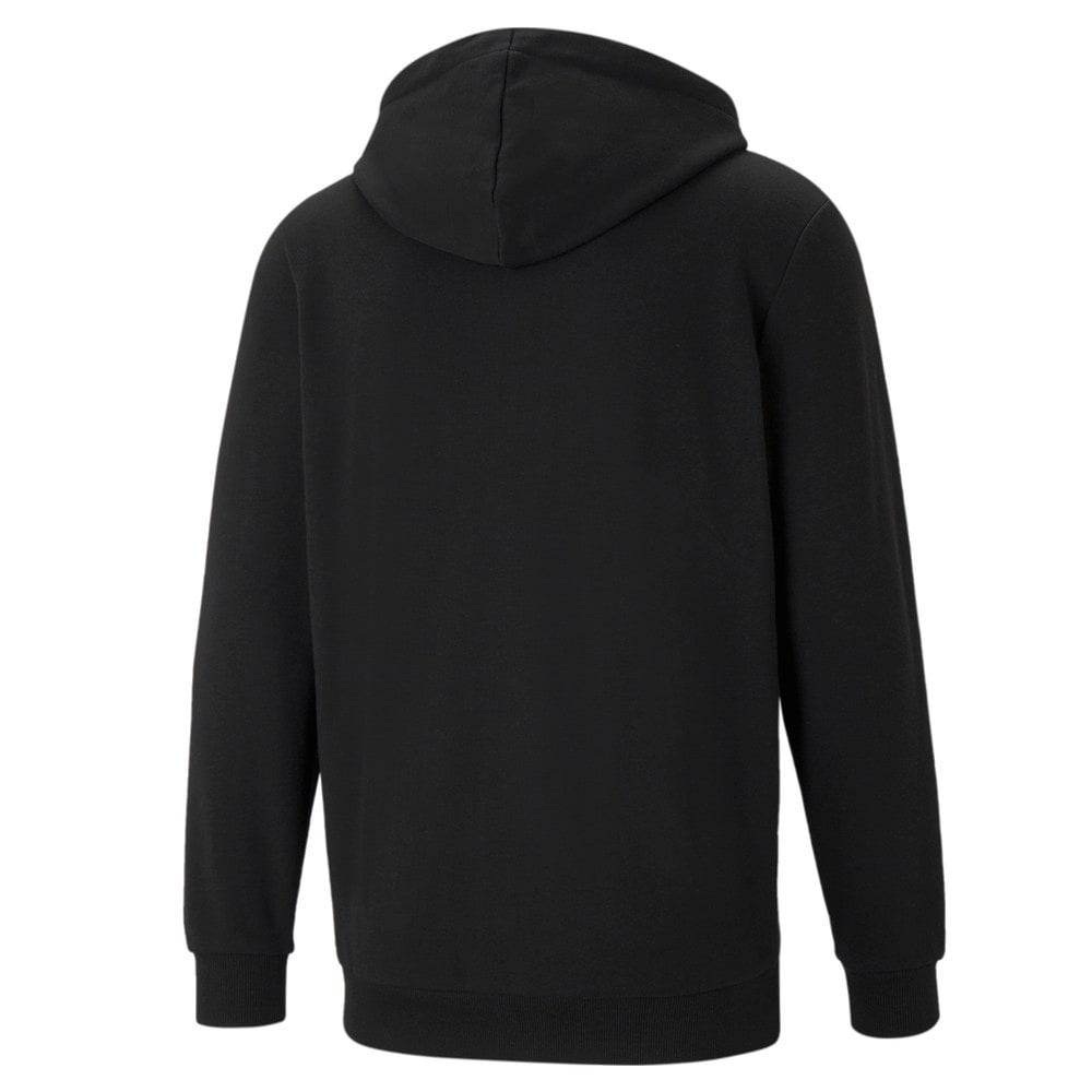 Зображення Puma Толстовка Essentials+ Two-Tone Full-Zip Men's Hoodie #2: Puma Black
