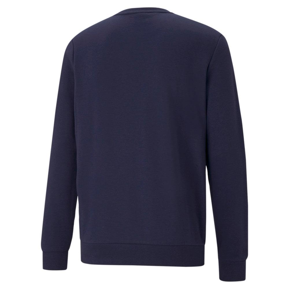 Зображення Puma Толстовка Essentials+ Two-Tone Big Logo Crew Neck Men's Sweater #2