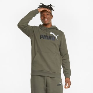 Изображение Puma Толстовка Essentials+ Two-Tone Big Logo Men's Hoodie