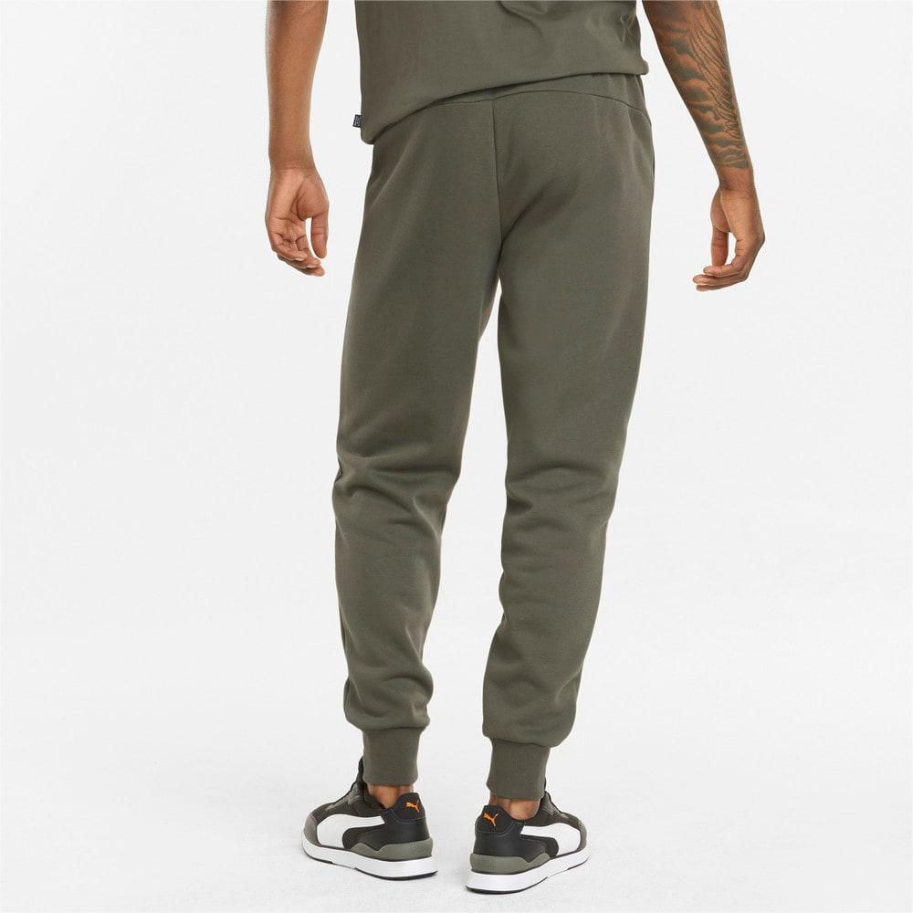 Зображення Puma Штани Essentials+ 2 Col Logo Men's Pants #2: Grape Leaf