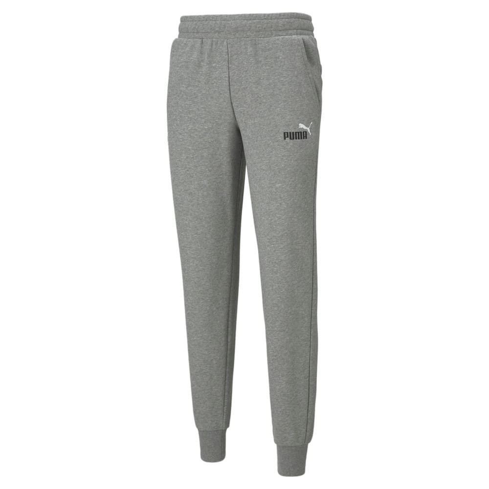 Изображение Puma Штаны Essentials+ Two-Tone Logo Men's Pants #1