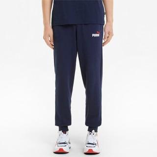 Изображение Puma Штаны Essentials+ Two-Tone Logo Men's Pants