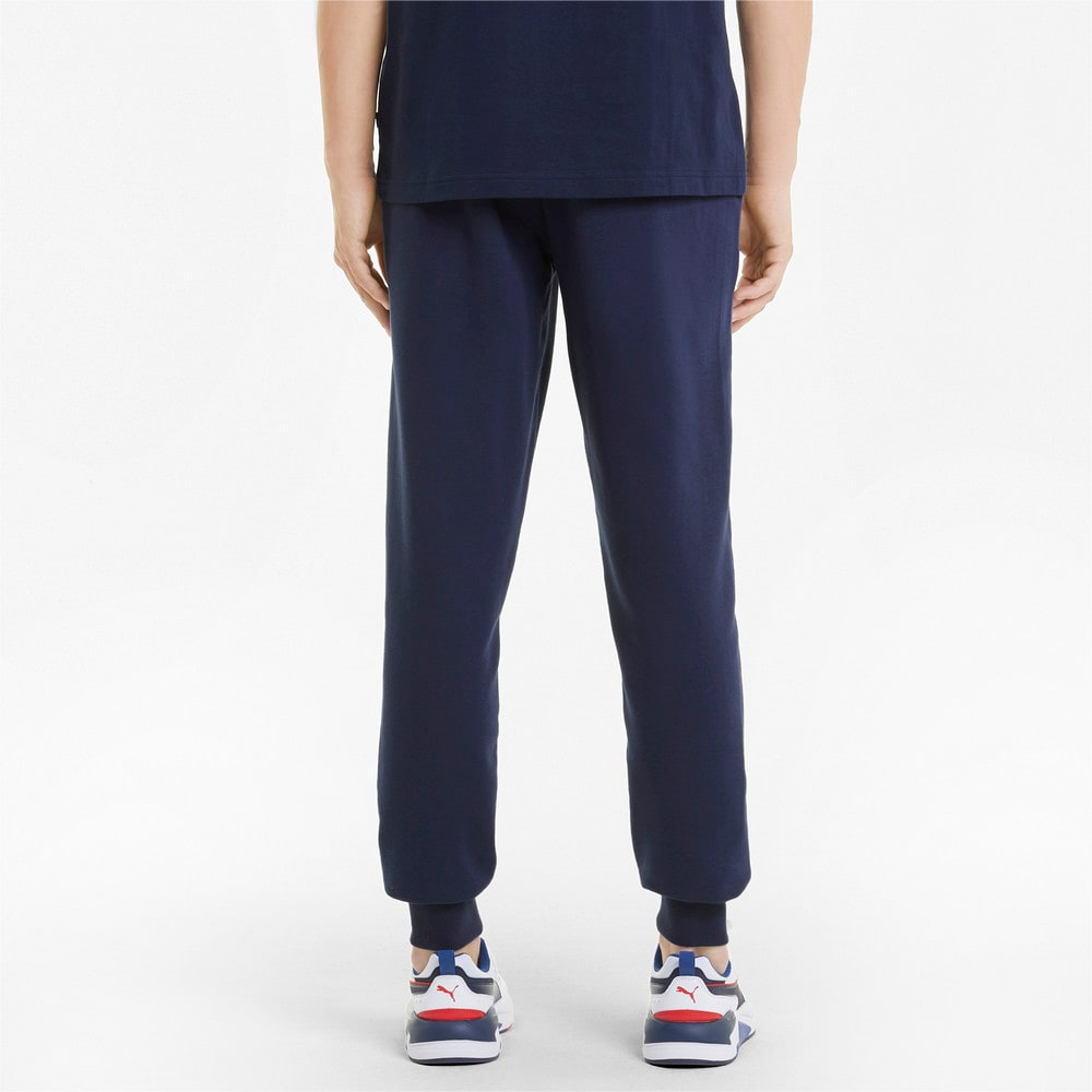 Зображення Puma Штани Essentials+ Two-Tone Logo Men's Pants #2