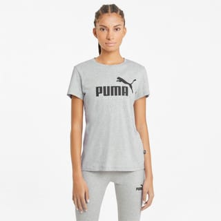 Изображение Puma Футболка Essentials Logo Women's Tee