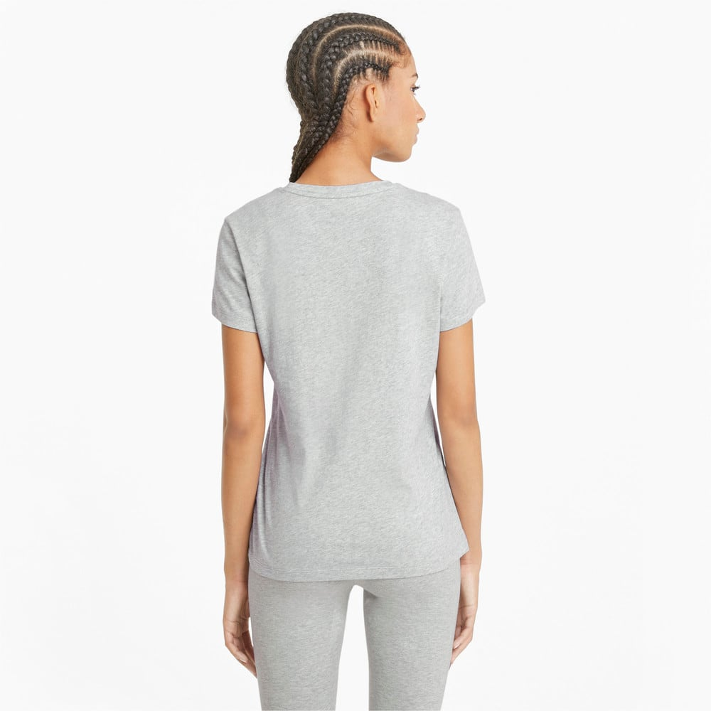 Зображення Puma Футболка Essentials Logo Women's Tee #2
