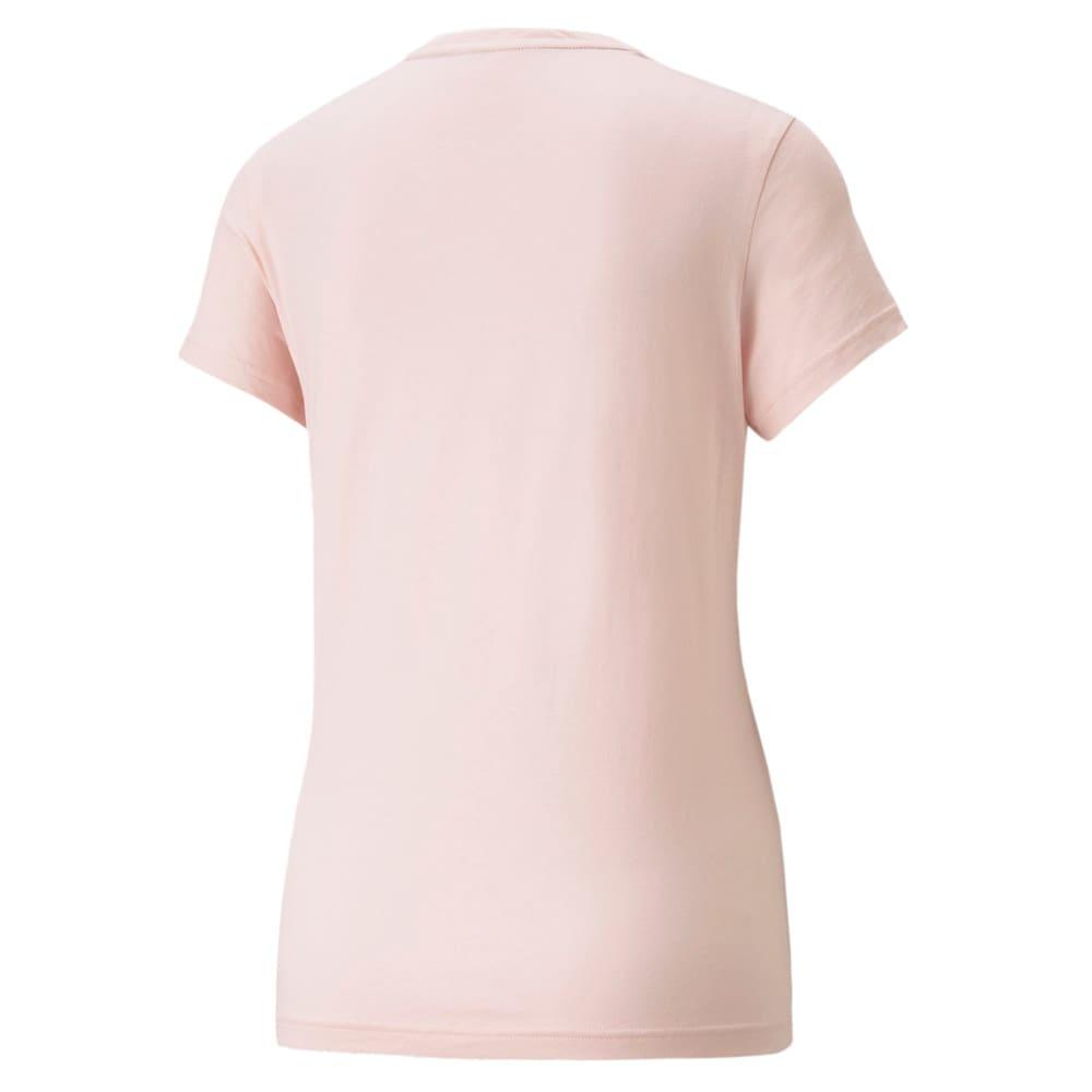 Зображення Puma Футболка Essentials Logo Women's Tee #2: Lotus