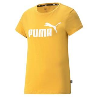 Изображение Puma Футболка Essentials Logo Women's Tee