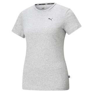 Изображение Puma Футболка Essentials Small Logo Women's Tee